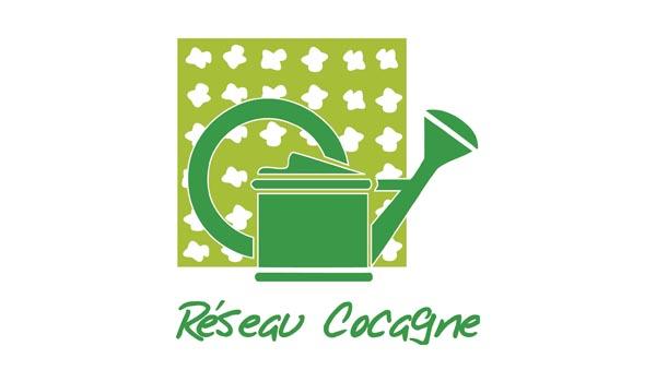 Logo Réseau Cocagne